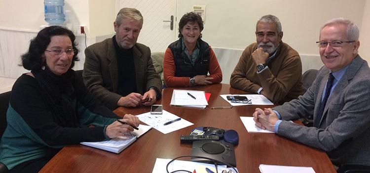 Noticia Constituida la Comisión de Seguimiento de la Cátedra Externa de Veterinaria de la UCA-ICOV